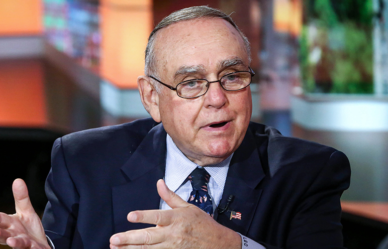Leon Cooperman, CEO of Omega Advisors (Christopher Goodney/Bloomberg)