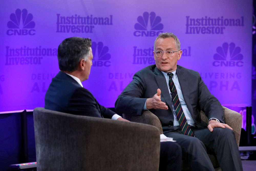 Howard Marks, Co-Chairman, Oaktree Capital (Heidi Gutman/CNBC)
