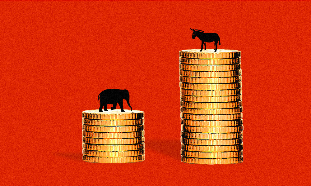 The Hedge Fund Honchos Giving Big Bucks to Democrats