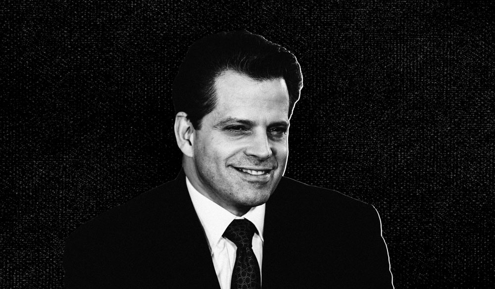 Anthony Scaramucci (Simon Dawson/Bloomberg)