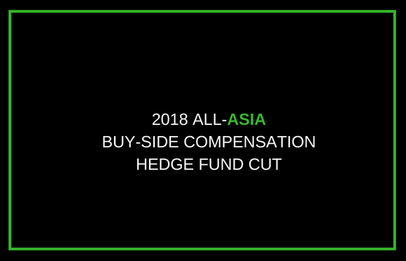 2018 All-Asia Buy-Side Compensation - Hedge Fund Cut Highlights