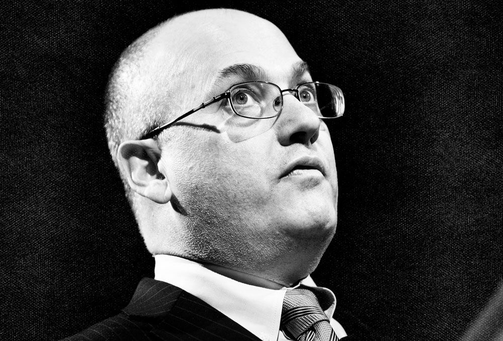 Steve Cohen, Chairman and Chief Executive Officer of Point72. (Scott Eells/Bloomberg)