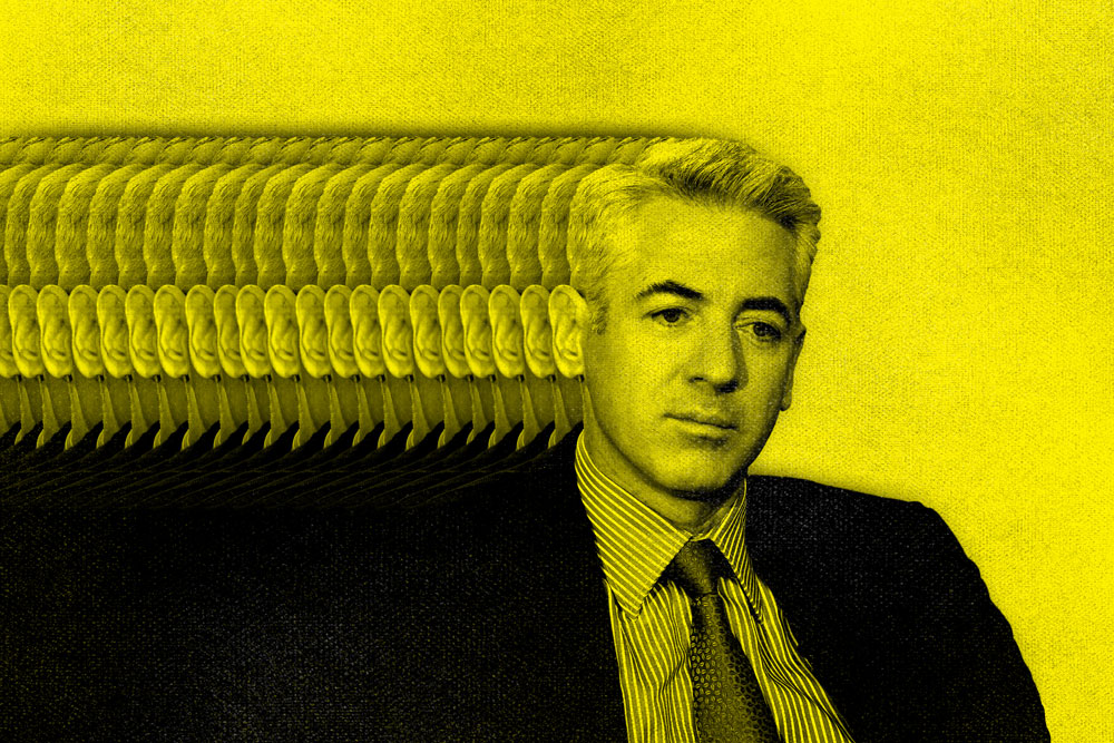 Bill Ackman Builds Big New Stake