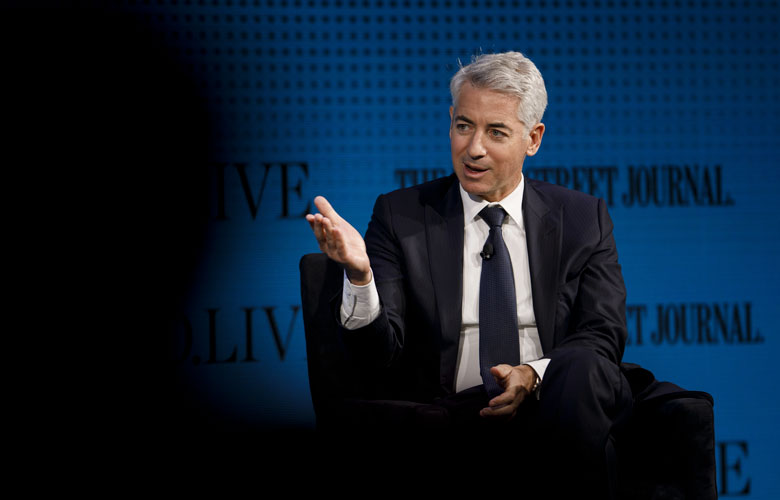Bill Ackman (Photo: Patrick T. Fallon/Bloomberg)