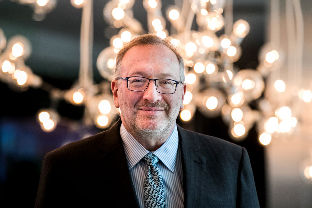 Seth Klarman, chief executive officer of The Baupost Group. (Jeenah Moon/Bloomberg)