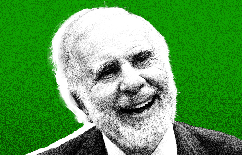 Carl Icahn (Photo: Victor J. Blue/Bloomberg)