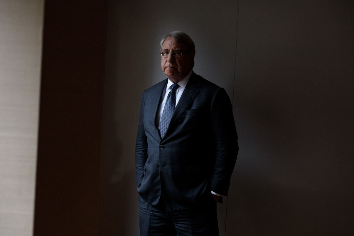 How Jim Chanos Uses Cynicism, Chutzpah — and a Secret Twitter Account — to Take on Markets (and Elon Musk)