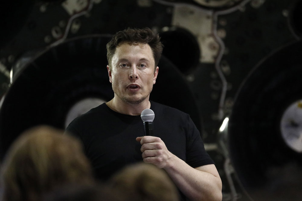 SEC Sues Elon Musk Over Misleading Tweets About Tesla