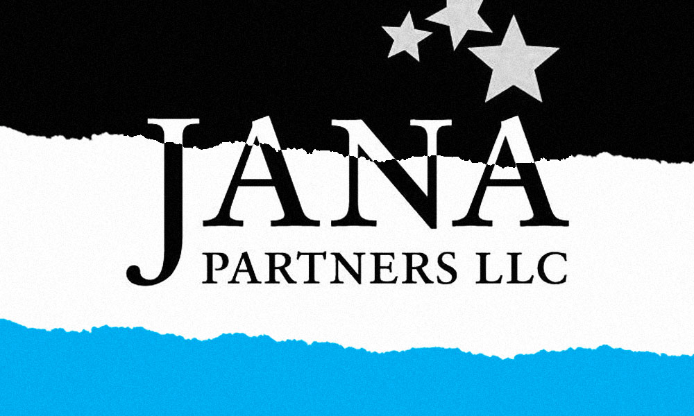 JANA Partners Boosts Gains in August