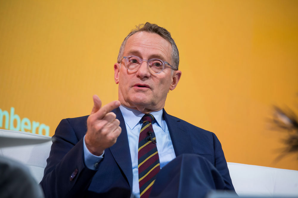 Howard Marks, co-chairman of Oaktree Capital Management LP. (Michael Nagle/Bloomberg)