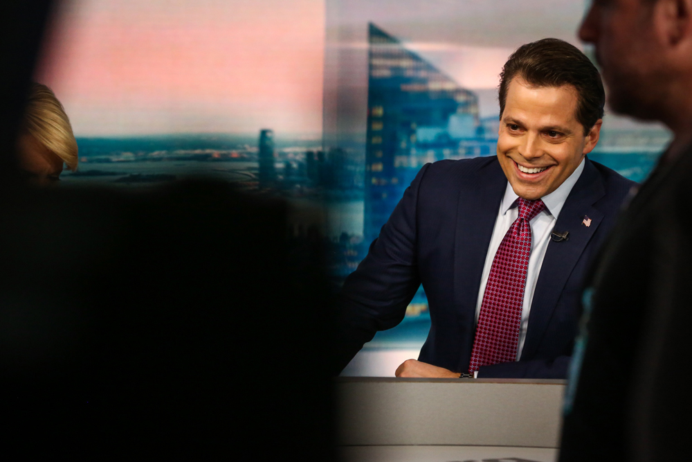 As Scaramucci Self-Promotes, SkyBridge Outperforms
