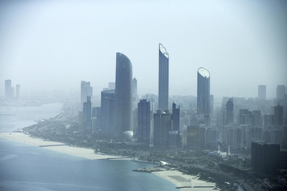 Abu Dhabi (Christopher Pike/Bloomberg)