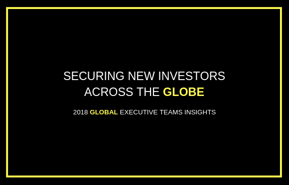 Securing New Investors Across the Globe