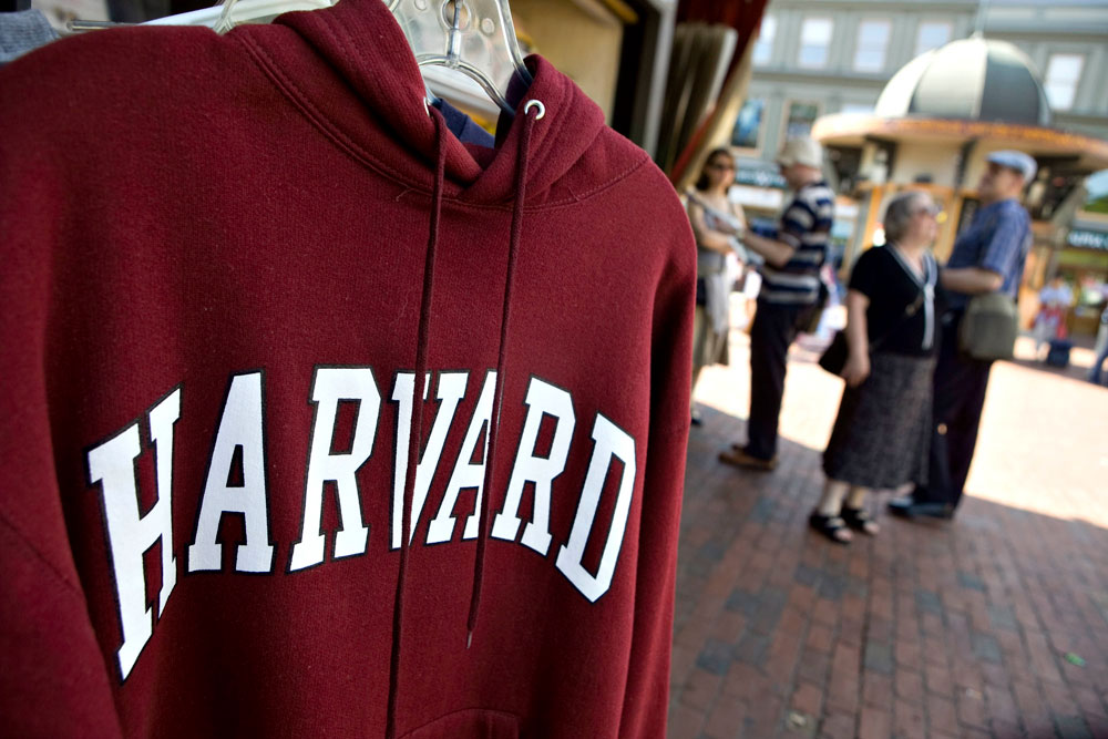 Harvard's Investing Chief Shares a 'Sobering Thought'