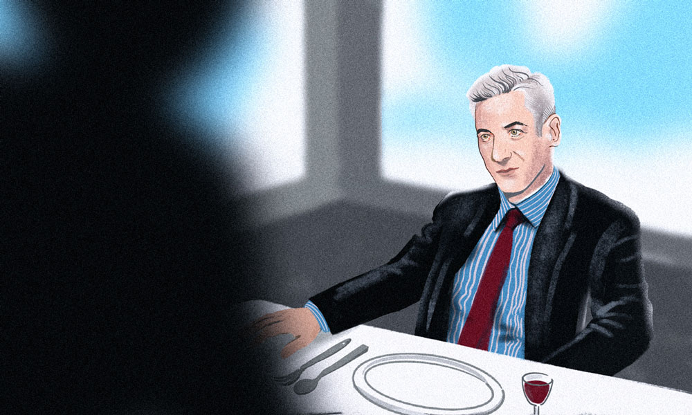 Who Would Pay Money to Have Lunch With Bill Ackman?