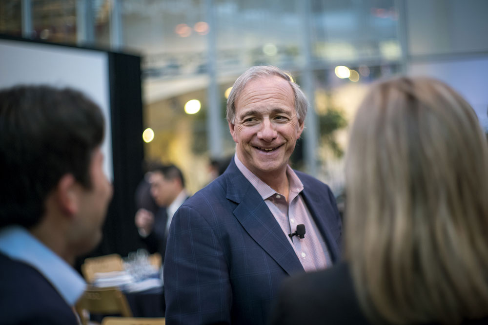 Ray Dalio (David Paul Morris/Bloomberg)