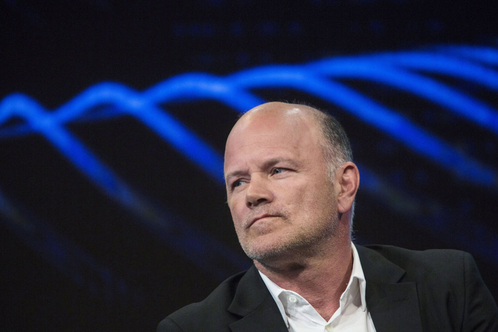 Mike Novogratz Thinks He Knows How to Get Institutions Into Bitcoin