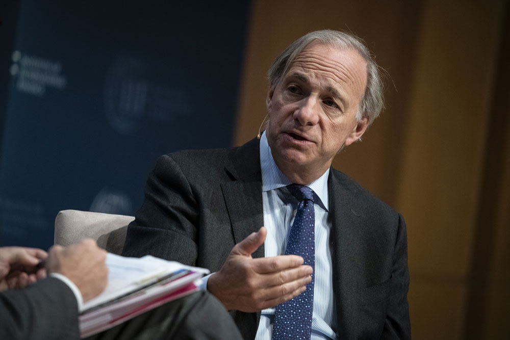 Ray Dalio: 'I Think We're Going to Try to Kill Each Other'