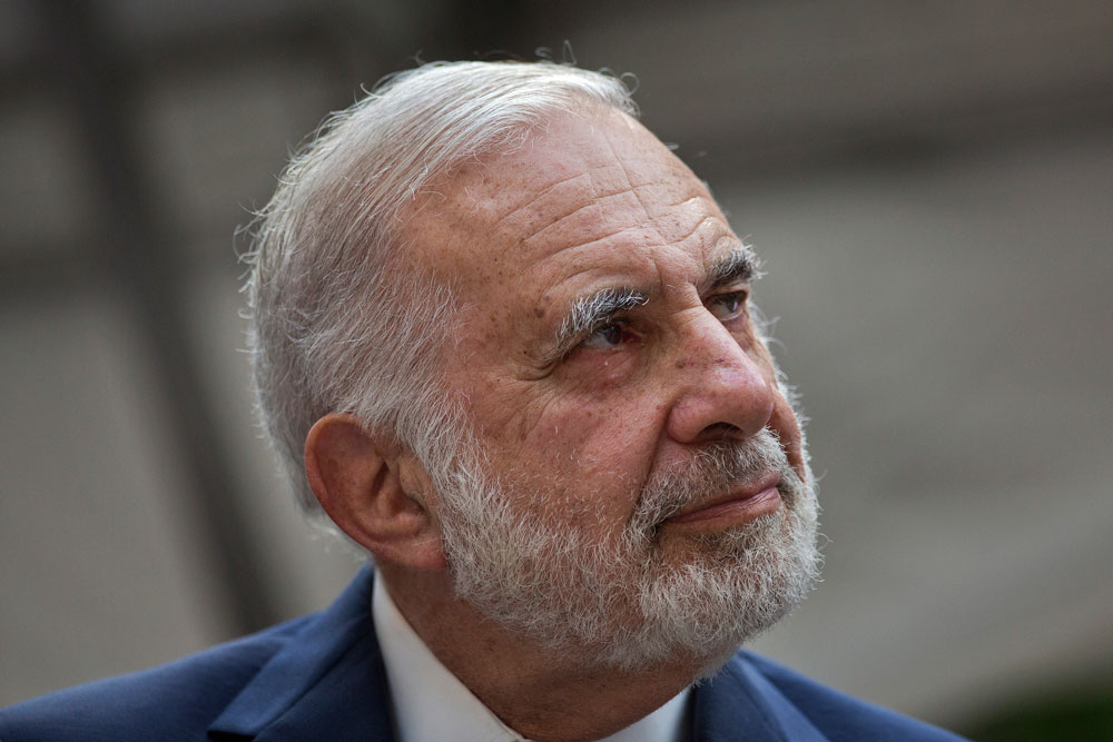Carl Icahn's Losing Streak Returns