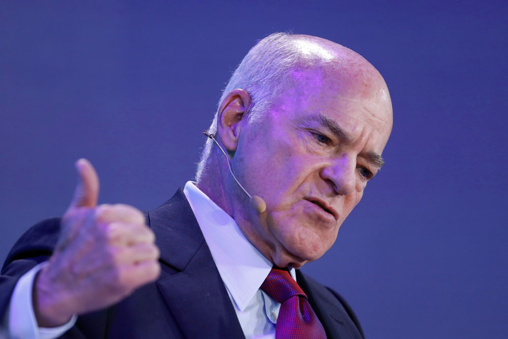 Henry Kravis, co-founder of KKR