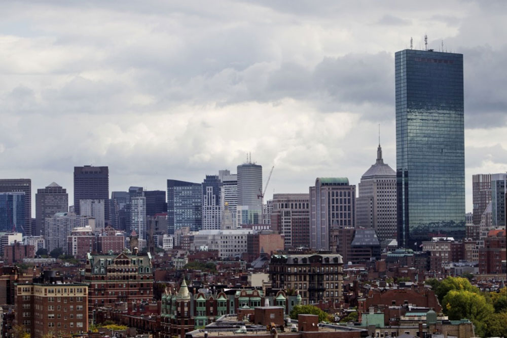 Xontogeny is headquartered in Boston, Mass. (Scott Eisen/Bloomberg)