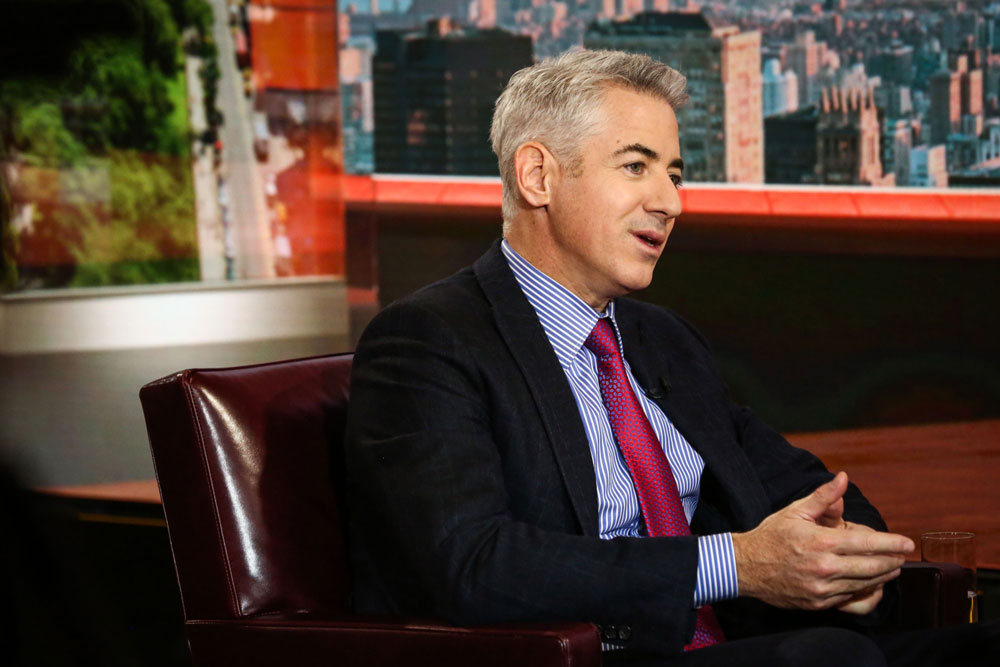 Bill Ackman (Christopher Goodney/Bloomberg)