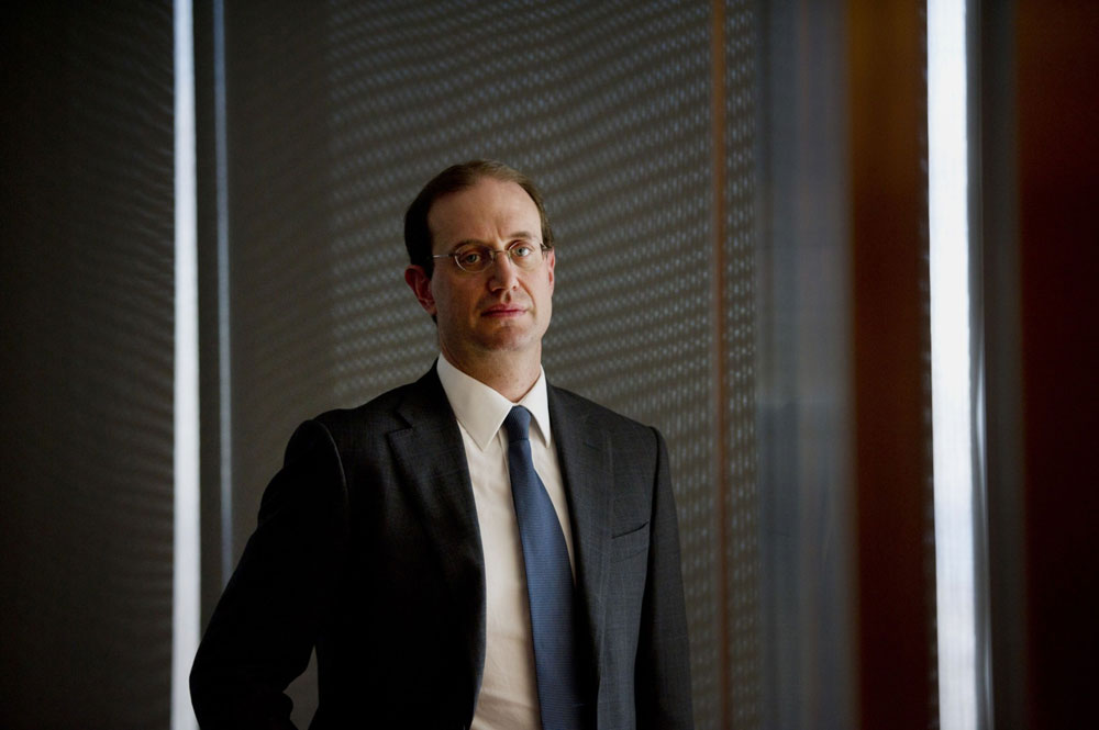 BlackRock Fires Mark Wiseman for Failing to Disclose Romantic Relationship With Colleague