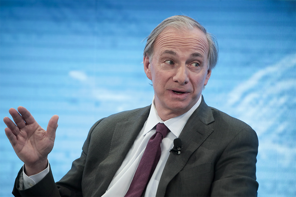 Ray Dalio Slashes Recession Forecast