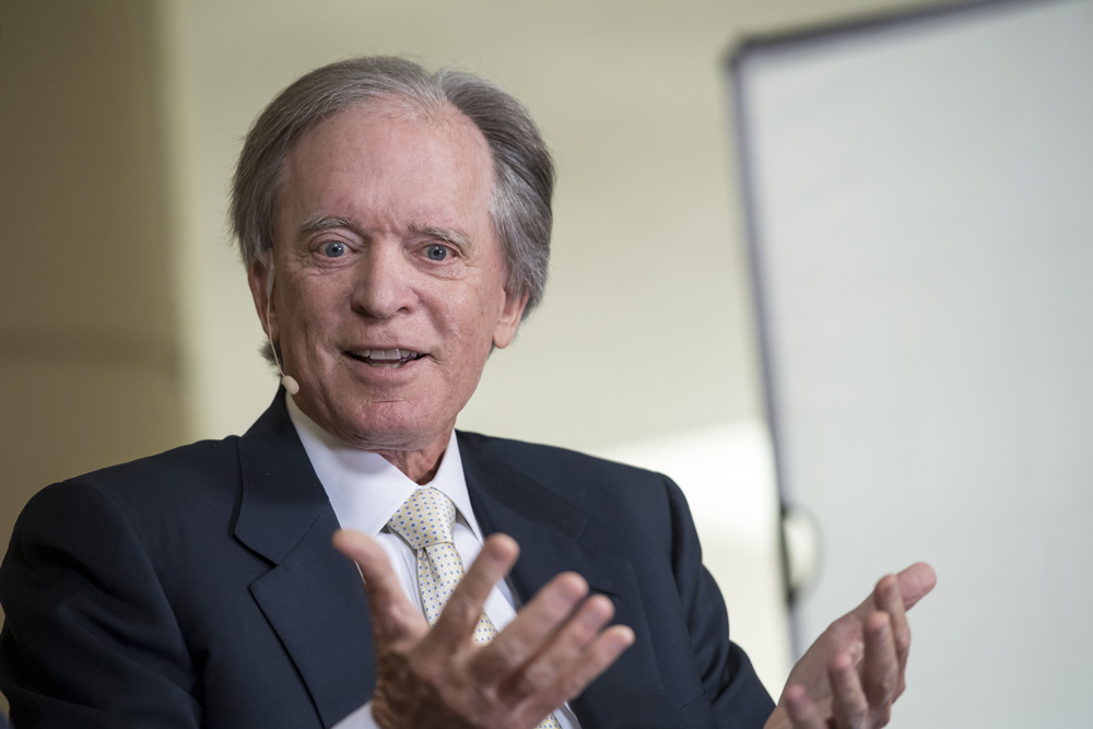 Bill Gross Retires From Janus