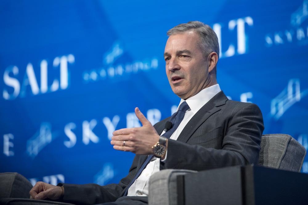 Daniel Loeb, chief executive officer of Third Daniel Loeb, chief executive officer of Third Point (David Paul Morris/Bloomberg)