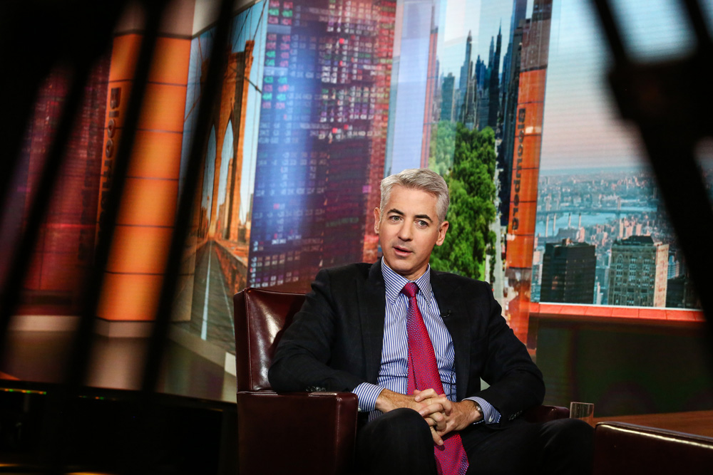 Ackman's Pershing Square Bounces Back in January