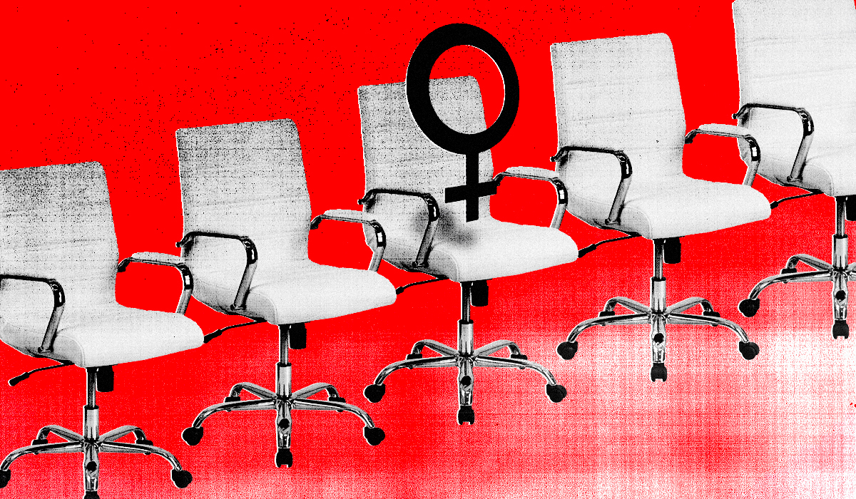 Career Killer for Women: They Quit