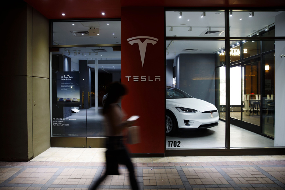 Tesla Bears and Bulls Duke It Out