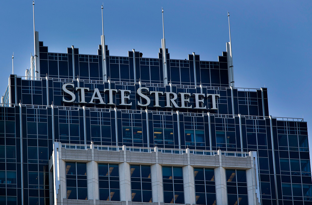 State Street Ramps Up Competition With BlackRock's Aladdin