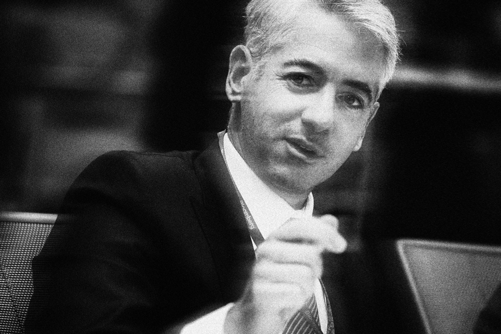 Bill Ackman Says No More Buybacks