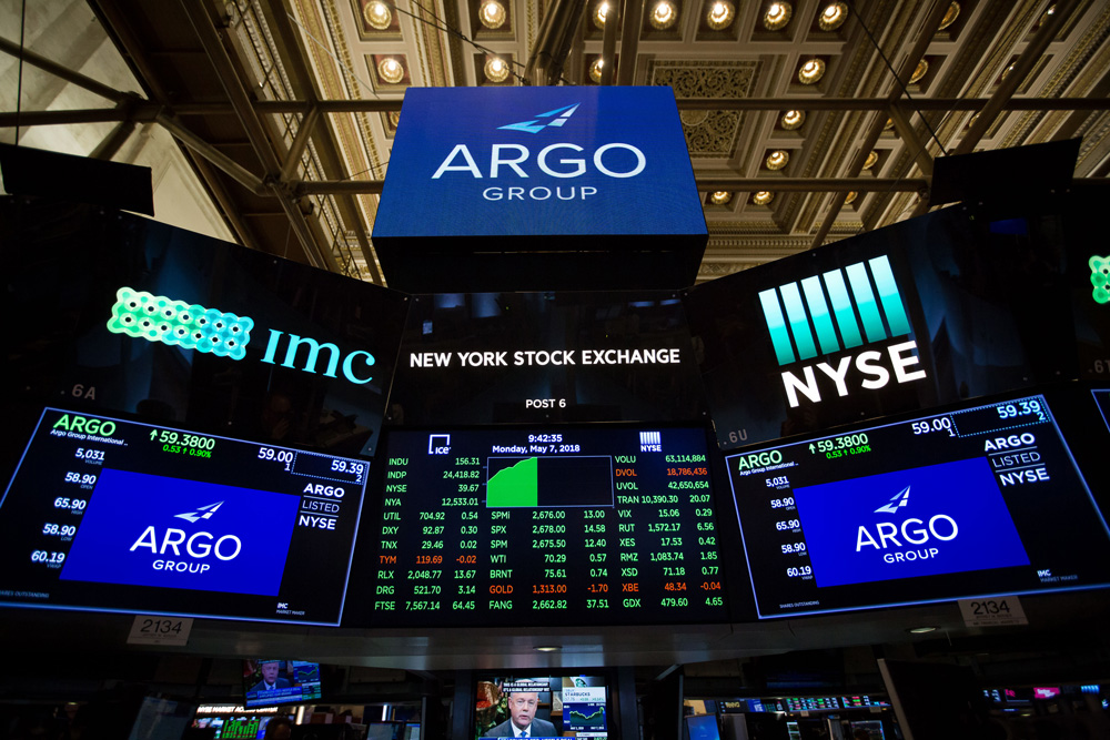 Voce's Activist Battle With Argo Heats Up