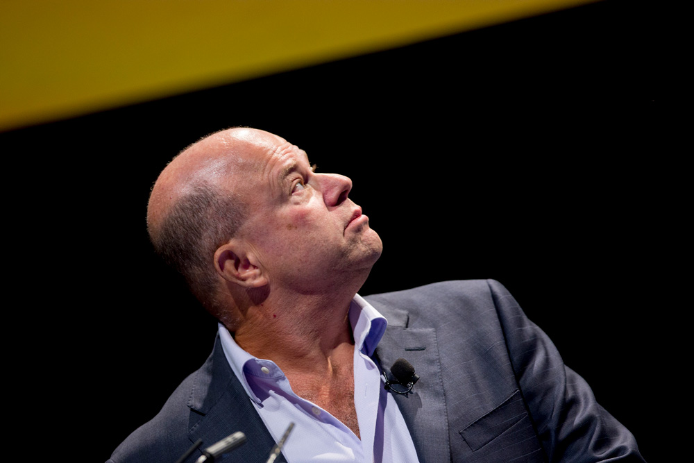 David Tepper's Appaloosa Sees Steep Decline in Assets