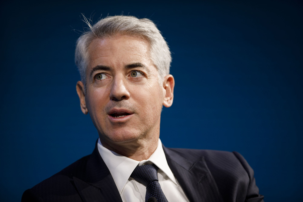 Ackman's Pershing Square Keeps Up the Gains in February