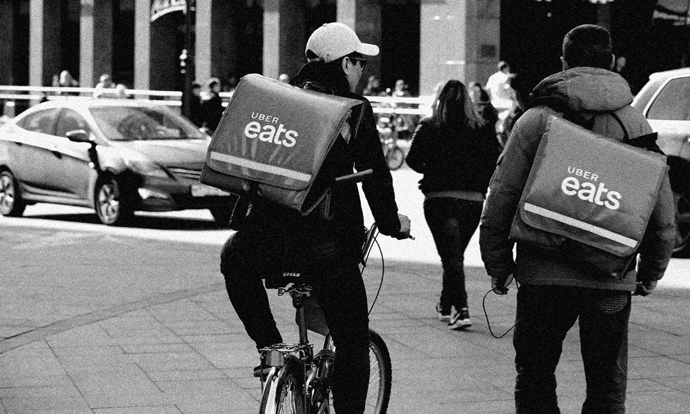 Hedge Funds Bet Online Food Ordering Will Deliver Big Profits