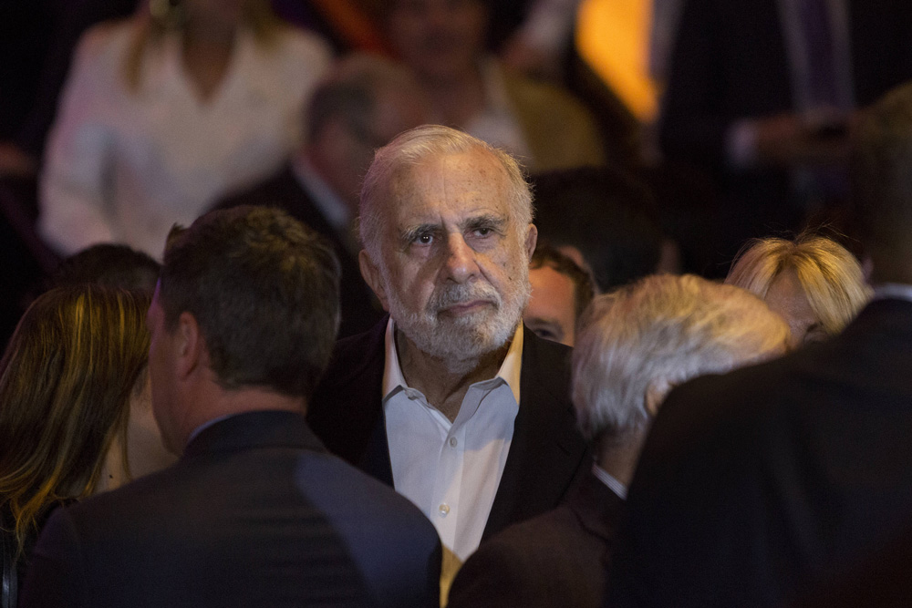 How Carl Icahn Posted a 7.9% Gain in 2018