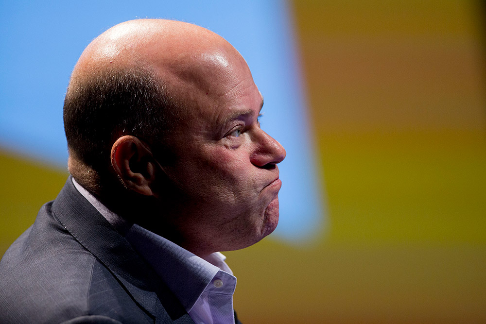 David Tepper (Photo by Andrew Harrer/Bloomberg)