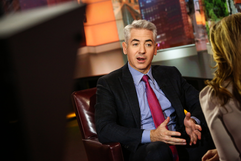 Bill Ackman Has Some Advice for You — and It's Not About Your Portfolio