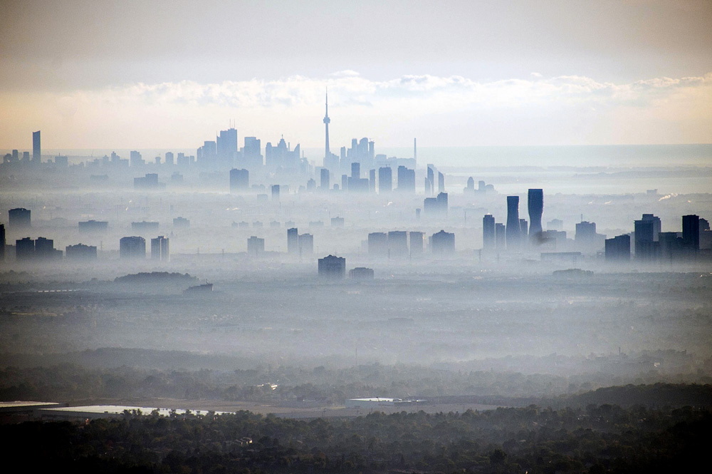 Toronto, Canada (James MacDonald/Bloomberg)