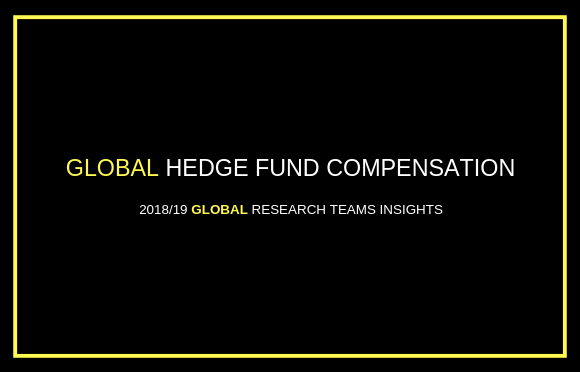 Global Hedge Fund Compensation
