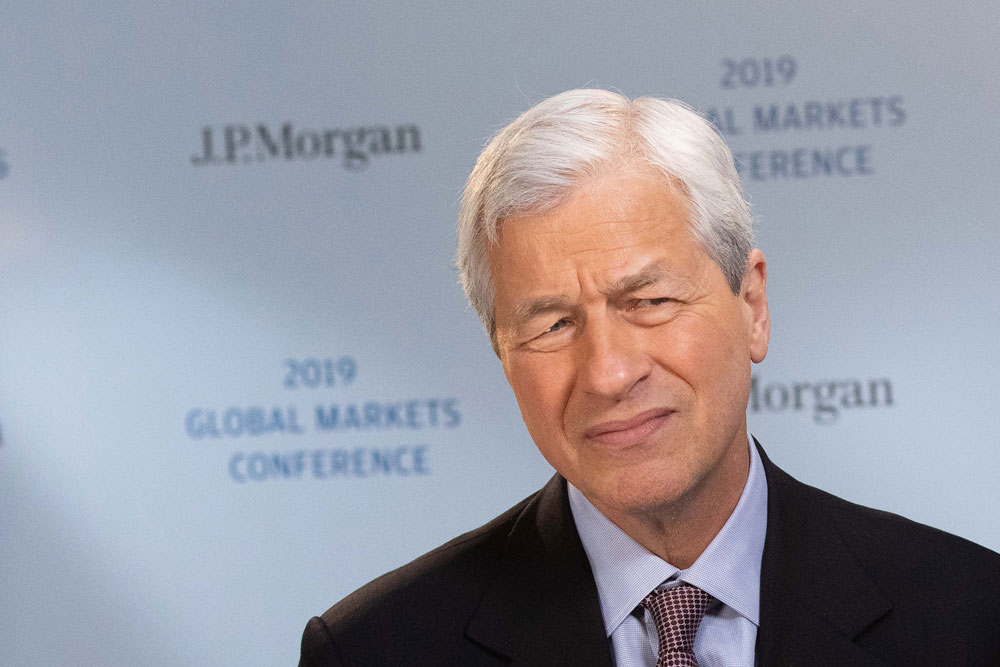 Shadow Banking Needs Careful Monitoring, Jamie Dimon Warns