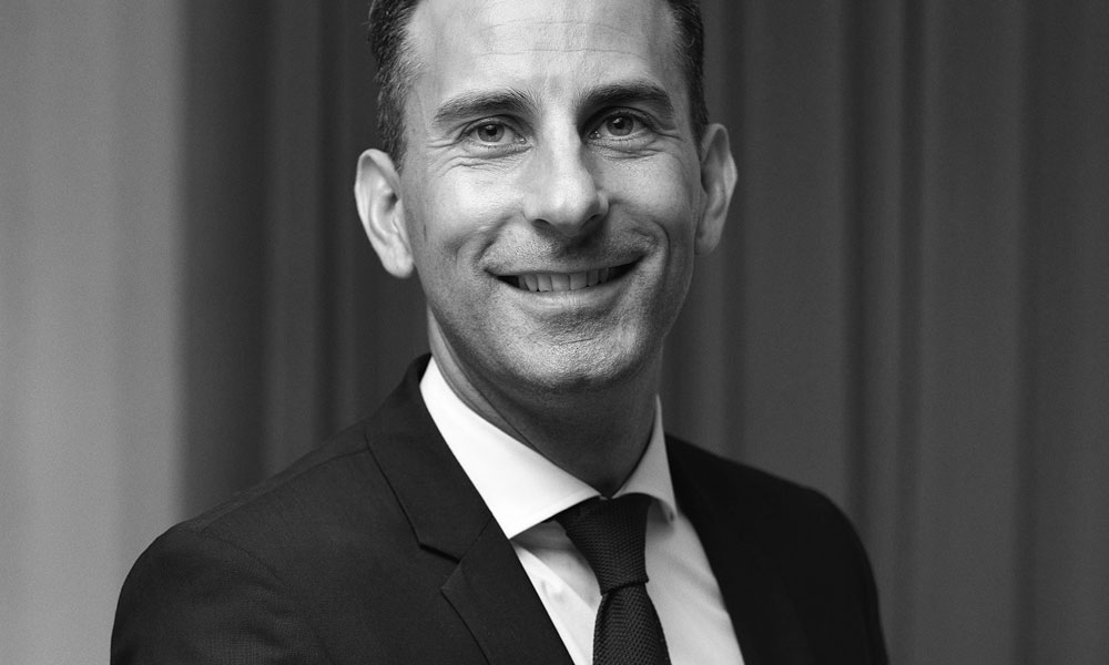 Pablo Bernengo, new chief investment officer of the Third Swedish National Pension Fund. (Courtesy photo)