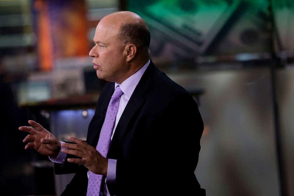 David Alan Tepper, president of Appaloosa Management (Victor J. Blue/Bloomberg)