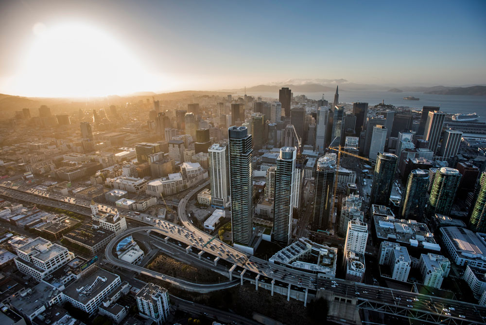 San Francisco (David Paul Morris/Bloomberg)