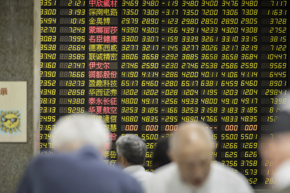 China-Focused Hedge Funds Post Big Gains Despite Trade Tensions