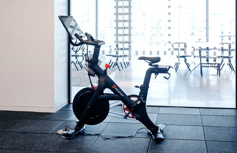 Hedge Funds Anticipate Peloton IPO